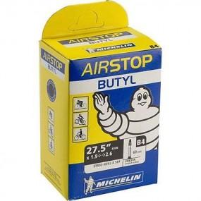 Michelin Airstop Tube 27.5 X 1.9/2.6  Presta 60mm