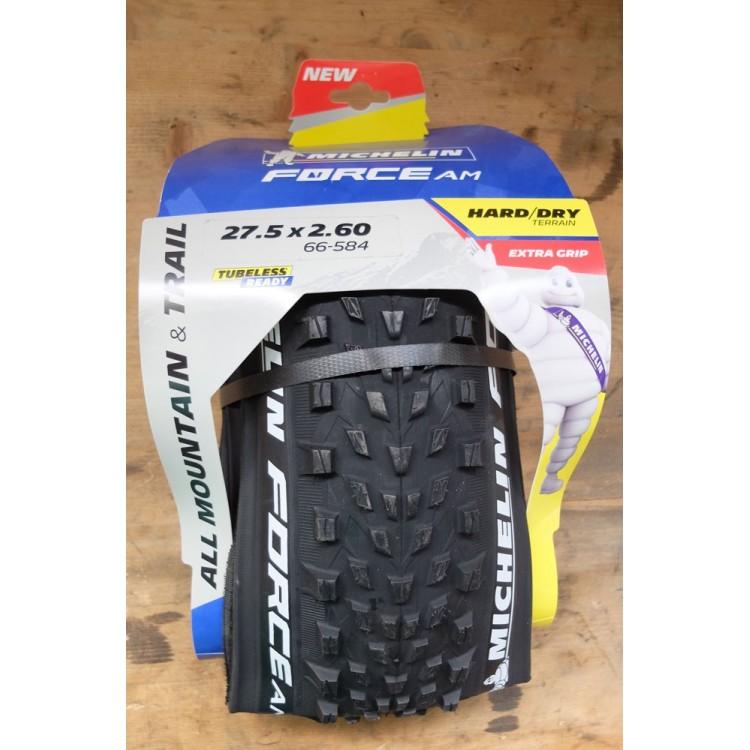 Michelin Force AM Comp GUM-X3D 27.5x2.6 Plus/e-bikes