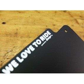 """Dhsign """" Dh number love board """"  pack 3x"""
