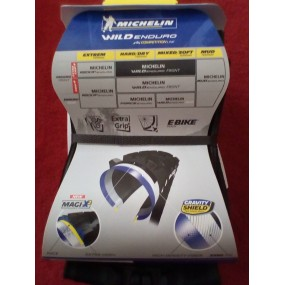 Michelin 29x2.40 Wild Enduro MAGIX Front