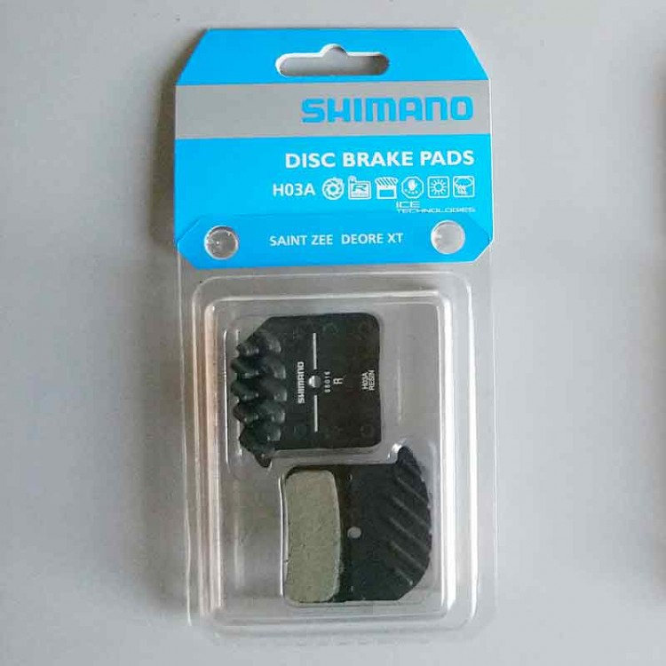 Pastiglie Shimano H03A Saint - Zee - Deore - XT